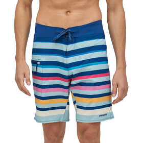 """Patagonia Stretch Planing Boardshorts 19"""" Men, sunset ombre/big sky blue"""